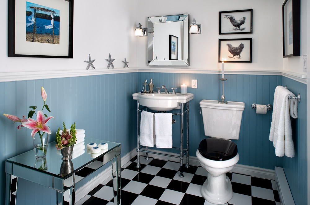 black white and blue bathroom 2017 grasscloth wallpaper light blue and black bathroom ideas www galleryhip com