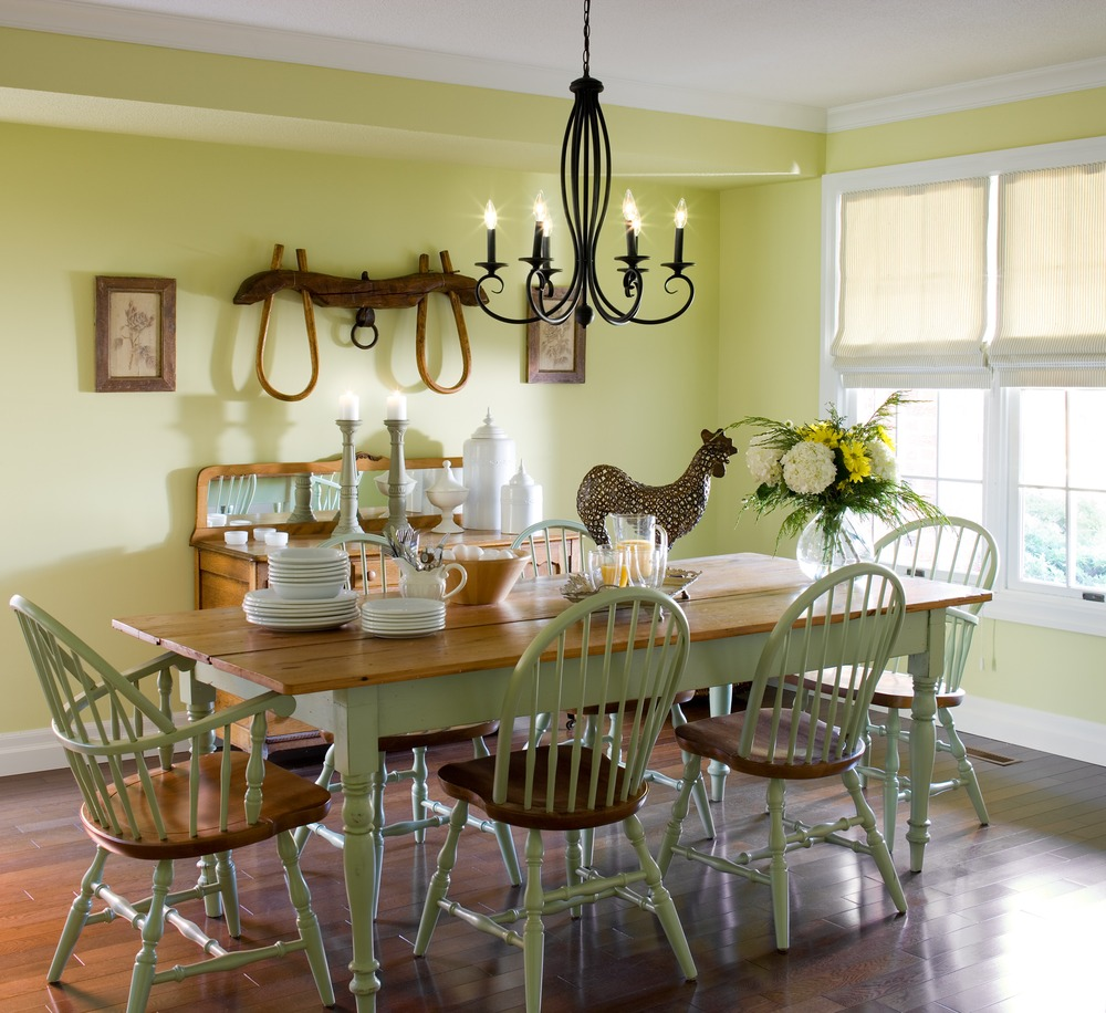 Amazing Green Country Dining Room 1000 x 916 · 262 kB · jpeg