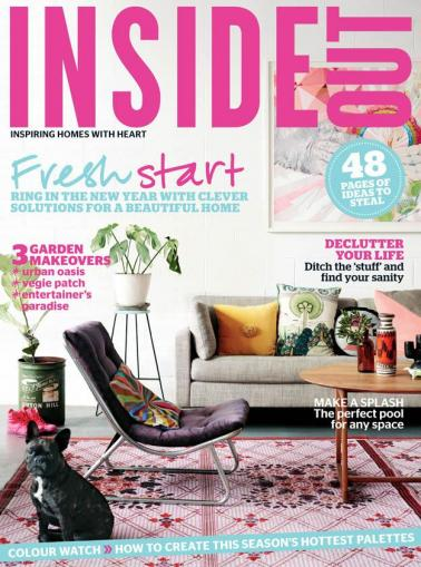 inside out magazine australia - Popular Interior Design Magazines